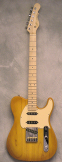 G and L ASAT Classic S Honeyburst
