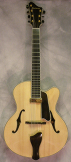 Eastman AR810ce-7BD Natural Finish