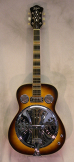 Hofner Roundneck Resonator w/ HSC