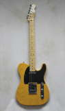 USED Fender American Deluxe Telecaster Butterscotch Blonde w/ HSC