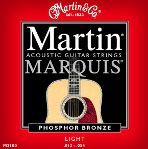 Martin Marquis Acoustic Guitar Strings