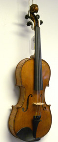 KC and C R33V Violin Outfit