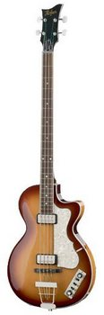 Hofner Contemporary Club Bass