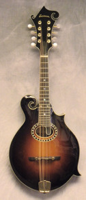 Eastman MD814-SB Oval Hole Mandolin