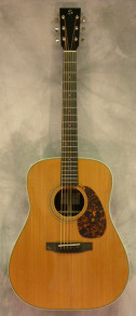 Stonebridge D22SRA-BG Dreadnaught Guitar w/ Aged Top!