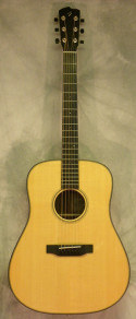Breedlove Oregon Dreadnaught w/ HSC
