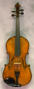 KC&C 203 Stain Viola Outfit 15 1/2""