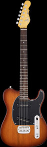 G and L Tribute ASAT Special Tobacco Sunburst