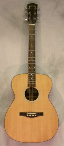 Eastman AC-OM1 All Solid Wood
