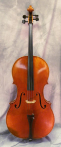 G.A. Ficker Cello no. 1928 anno 1966 Goltermann