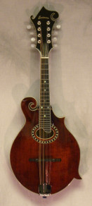 Eastman MD614 oval hole mando with Schertler pickup!