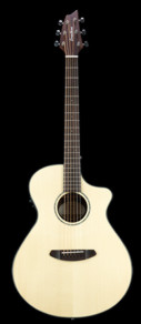 Breedlove Pursuit Concert Ebony w/ Gigbag
