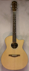 Eastman ACGA1ce All Solid Wood Guitar with Gigbag