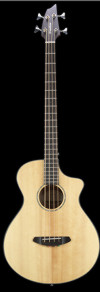 Breedlove Pursuit Concert Bass CE w/ Gigbag