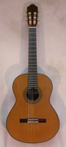 Almansa 457 R All Solid Cedar/Rosewood Made in Spain