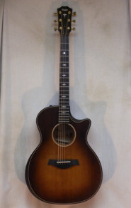 Taylor 614ce Builders Edition Wild Honey Burst w/ HSC