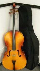 USED Englehart Cello Model 5544 w/ Bow + Bag