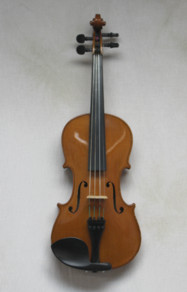 USED Herman Fiedler Violin w/ Bow and Case