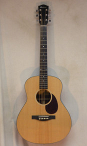 Eastman ACTG1 Travel Guitar All Solid Wood w/ Deluxe Gigbag