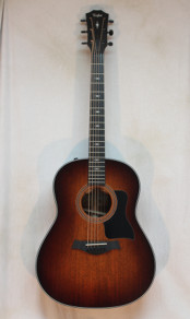 Taylor 327e Grand Pacific Mahogany/Blackwood w/ HSC
