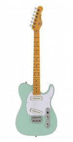 G and L Tribute ASAT Special Surf Green