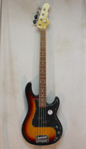 G and L Tribute LB100 3 Tone Sunburst