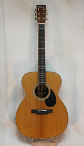 Eastman E20OM-TC Thermo Cured Adirondack Top w/ HSC