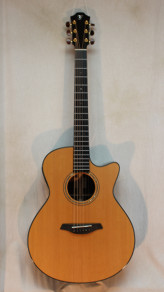 Furch Master's Choice Yellow GC-CR Cedar/Rosewood w/ Anthem P/U and HSC