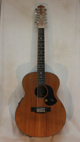Maton EBW70J12 Jumbo 12 String All Solid Blackwood w/ HSC