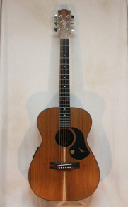 Maton EBW808 w/ HSC All Solid Australian Blackwood